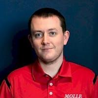 Brandon Holsburg at Molle Toyota