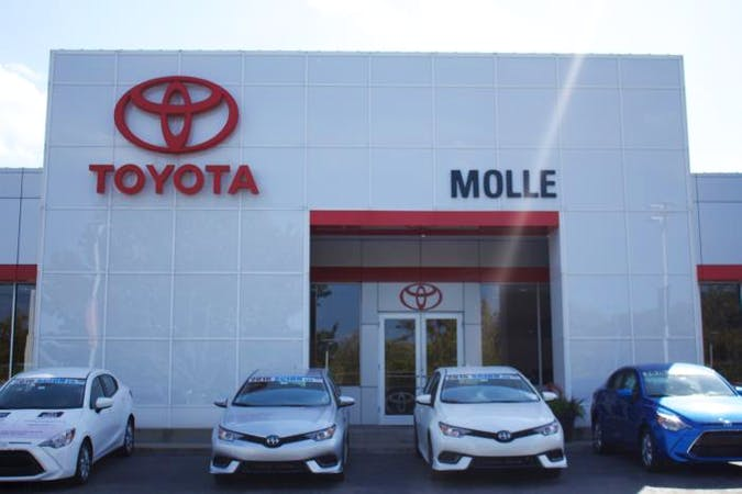 Molle Toyota, Kansas City, MO, 64114