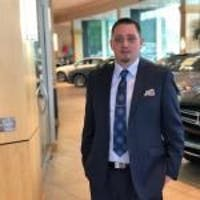 Matthew Reimel at Mercedes-Benz of West Chester