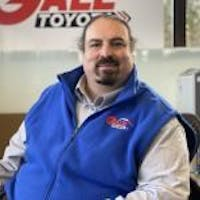 Joe Klundt at Gale Toyota