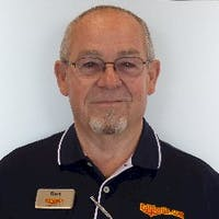 Bert Rabell at Ed Martin Acura