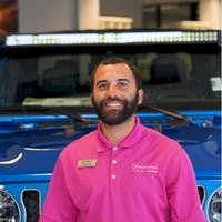 Steve Santos at Bergeron Chrysler Dodge Jeep Ram