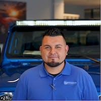 Luis Ramos at Bergeron Chrysler Dodge Jeep Ram