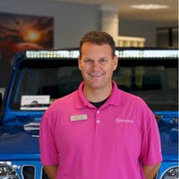 Jacques Legrand at Bergeron Chrysler Dodge Jeep Ram