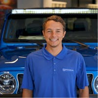 Brandon Schneider at Bergeron Chrysler Dodge Jeep Ram - Service Center