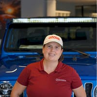 Danielle Watkins at Bergeron Chrysler Dodge Jeep Ram - Service Center