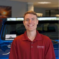 Brett McGovern at Bergeron Chrysler Dodge Jeep Ram