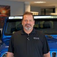 Billy Christina at Bergeron Chrysler Dodge Jeep Ram