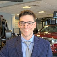 TJ Wyant at Bergeron Chrysler Dodge Jeep Ram