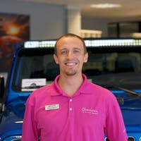 Stephen Whitmire at Bergeron Chrysler Dodge Jeep Ram