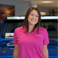 Blythe Martin at Bergeron Chrysler Dodge Jeep Ram