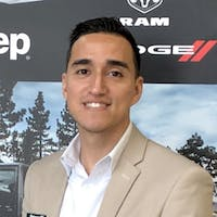 Victor Carrasco at Troncalli Chrysler Jeep Dodge Ram