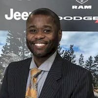 DeCarlos Williams at Troncalli Chrysler Jeep Dodge Ram