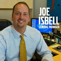 Joe Isbell at Gorges Volvo Cars