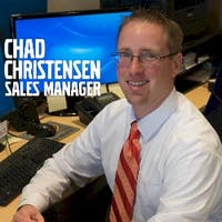 Chad Christensen at Gorges Volvo Cars