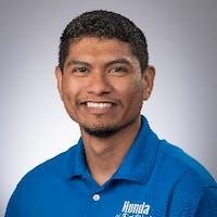 Carlos Balderas at Honda of Fort Worth