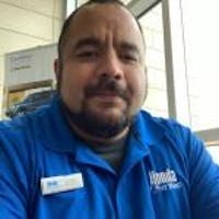 EDWARD MARTINEZ at Honda of Fort Worth