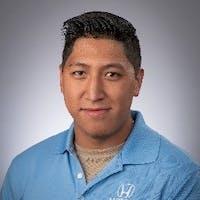 Johnny Vargas at Honda of Fort Worth