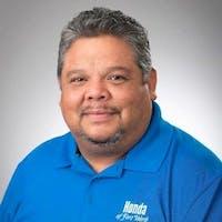 Joe  Guerrero at Honda of Fort Worth