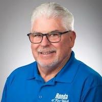 Billy Pieratt at Honda of Fort Worth