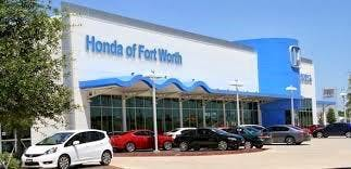 Honda of Fort Worth, Fort Worth, TX, 76116