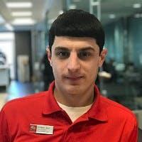 Ibrahim  Ruci  at Nissan of Staten Island