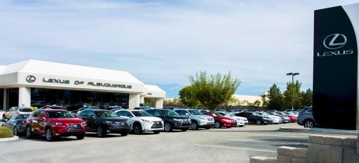 Lexus of Albuquerque, Albuquerque, NM, 87109
