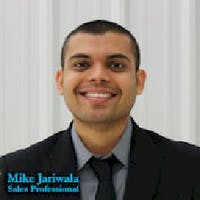 Mike Jariwala at Long McArthur Inc