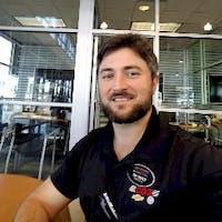 Tim Spence at Cox Mazda