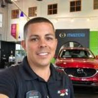 Mark Brown at Cox Mazda