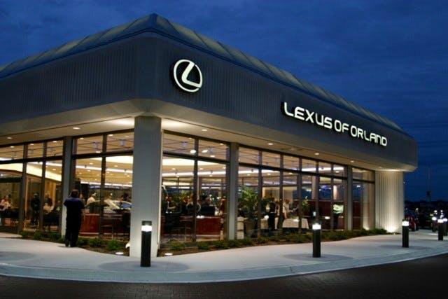 Lexus Of Orland, Orland Park, IL, 60462