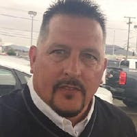 Jerry Williams at Berglund Chevrolet Buick