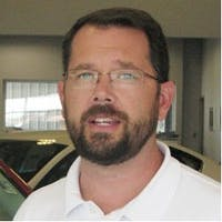 Jeremy McCloy at Berglund Chevrolet Buick