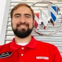 Brannon Ayers at Berglund Chevrolet Buick
