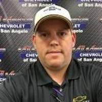 George Kirchman II at All American Chevrolet of San Angelo