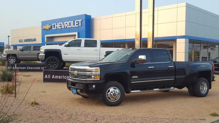 All American Chevrolet Of San Angelo Chevrolet Used Car Dealer Service Center Dealership Ratings