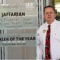 Gary Clark at Jaffarian Toyota