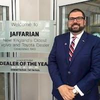 Gavin Jaffarian at Jaffarian Toyota