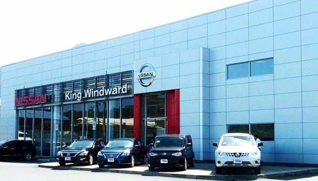 King Windward Nissan, Kaneohe, HI, 96744