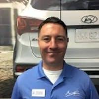 Shawn  Lagundo at Annapolis Hyundai