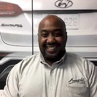 Trey Wilson at Annapolis Hyundai
