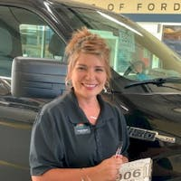 Lonnie Pope at Sunset Ford - Service Center