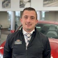 Tony Pizzella at Sunset Ford