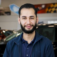 Yousif Sallan at Suburban Chrysler Dodge Jeep Ram of Farmington Hills