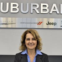 Diane Marshall at Suburban Chrysler Dodge Jeep Ram of Farmington Hills