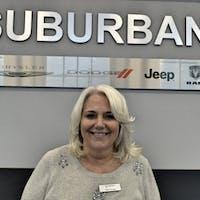 Terri Young at Suburban Chrysler Dodge Jeep Ram of Farmington Hills