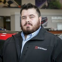 Tyler Derikx at Suburban Chrysler Dodge Jeep Ram of Farmington Hills