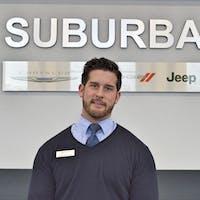 Bryan Galczynski at Suburban Chrysler Dodge Jeep Ram of Farmington Hills