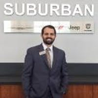 Brad Marshall at Suburban Chrysler Dodge Jeep Ram of Farmington Hills