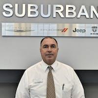 Bob Lueckenhoff at Suburban Chrysler Dodge Jeep Ram of Farmington Hills